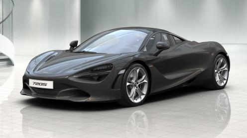 McLaren Storm Grey