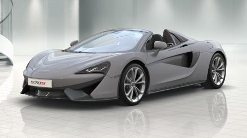 McLaren Ceramic Grey
