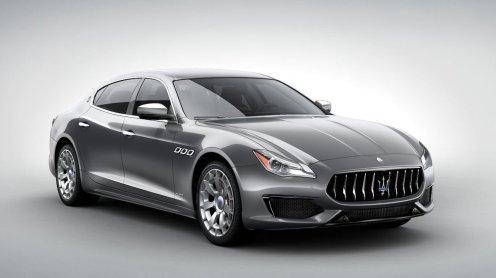 Maserati Grigio