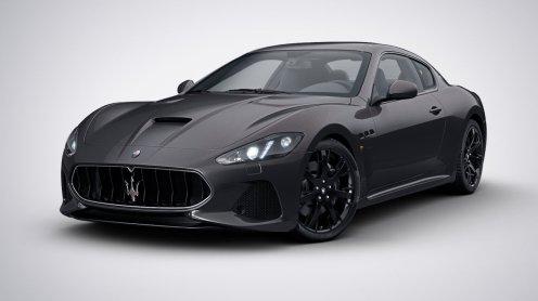 Maserati Grigio Lava