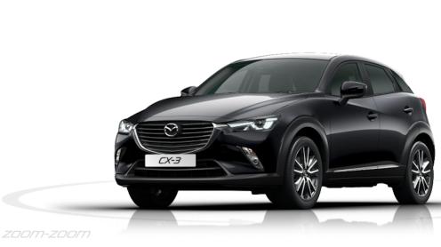 Mazda Meteor Grey Mica