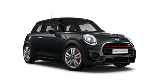 MINI Thunder Grey