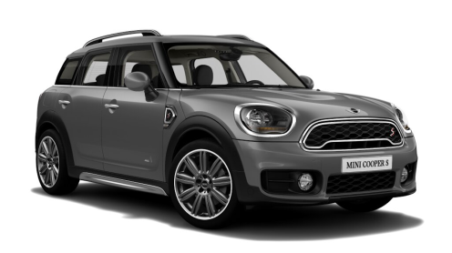 MINI Moonwalk Grey