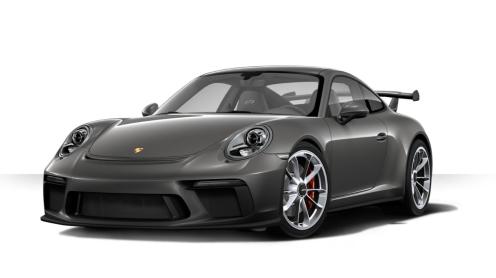 Porsche Agate Grey