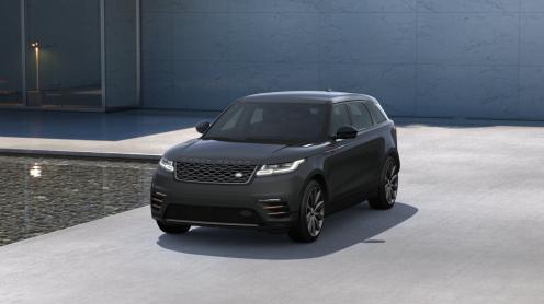Range Rover Carpathian Grey