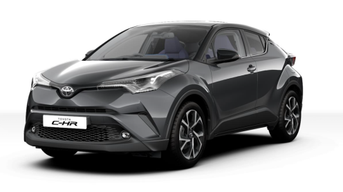 Toyota Decuma Grey