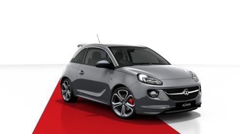 Vauxhall Shades of Grey