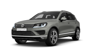 Volkswagen Canyon Grey