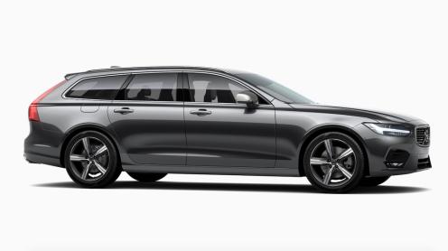 Volvo Savile Grey