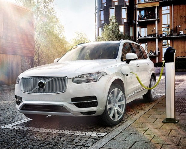 Volvo XC90 T8 Twin Engine