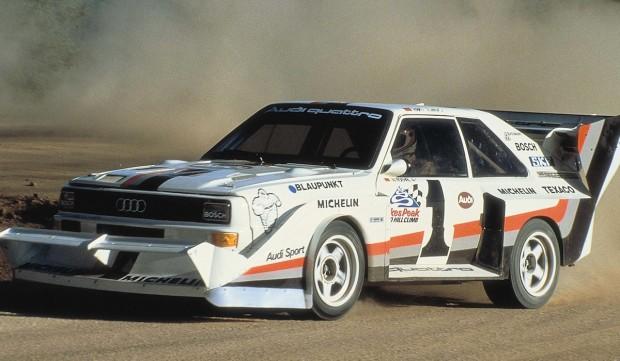 1987 Audi Sport quattro S1