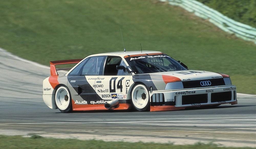 1989 Audi 90 IMSA GTO