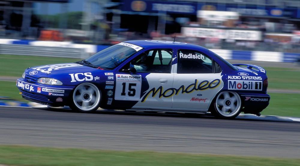1993 Ford Mondeo BTCC