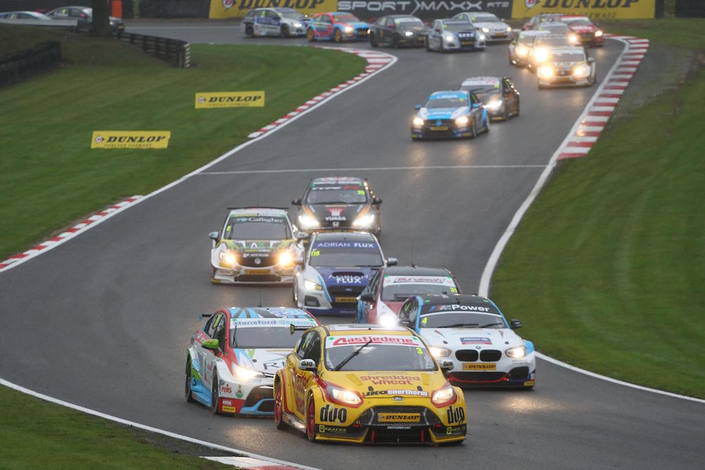 2017 BTCC Brands Hatch GP