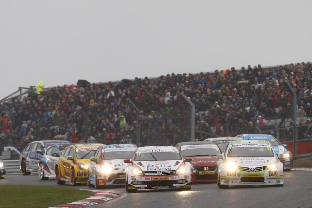2017 BTCC Brands Hatch GP