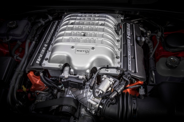 2017 Mopar Hellcrate Engine