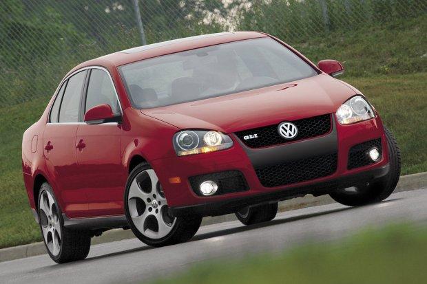 Volkswagen Mk5 Jetta GLI