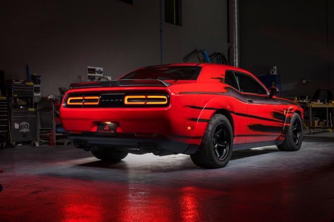 SEMA 2017 SpeedKore Dodge Demon