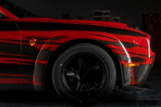 SEMA 2017 SpeedKore Dodge Demon 016