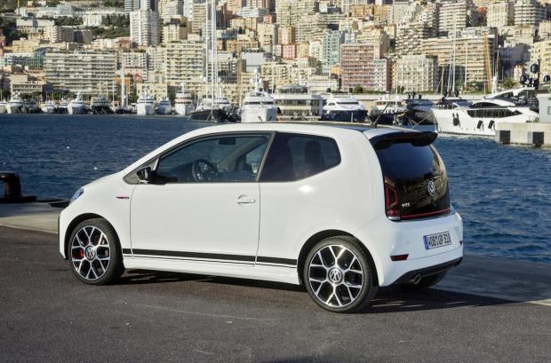 2018 Volkswagen up! GTI