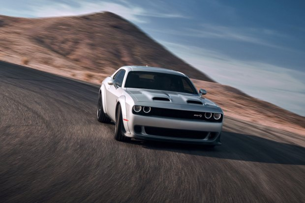 Friday photo and video | 2019 Dodge Challenger SRT Hellcat Redeye
