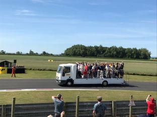 BTCC Touring Cars Croft 2018