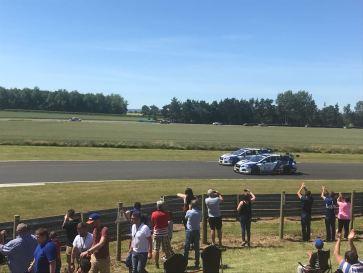BTCC Touring Cars Croft 2018 00048