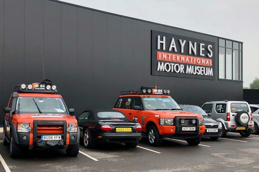 Haynes International Motor Museum