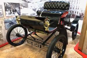 1903 Oldsmobile Curved Dash