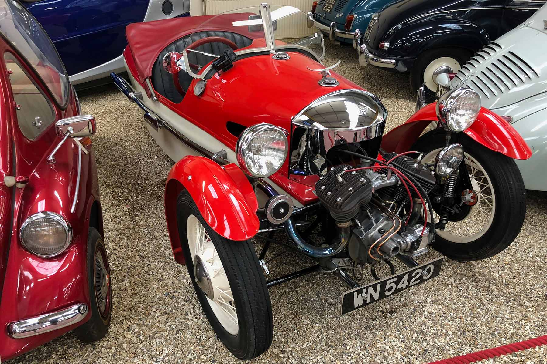 Stars of the Haynes International Motor Museum ...