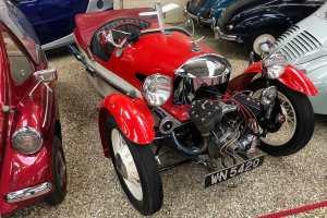 1933 Morgan V-Twin 3-wheeler