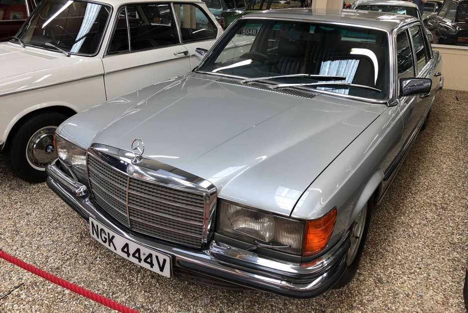 1979 Mercedes-Benz W116 S-Class