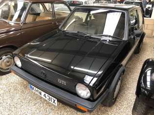 1982 Volkswagen Mk1 Golf GTI