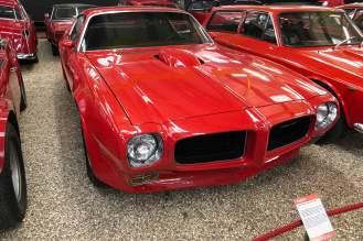 1973 Pontiac Trans Am Firebird