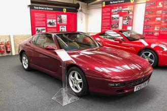 1996 Ferrari 456 GTA