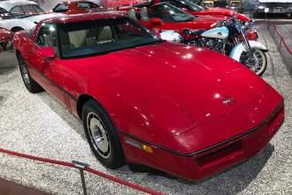 Chevrolet C4 Corvette