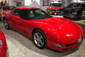 Chevrolet C5 Corvette