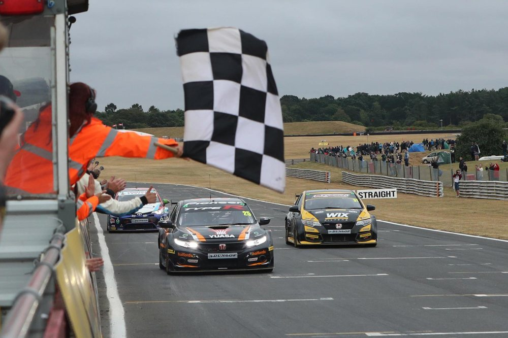 BTCC 2018 Snetterton Diamond Double