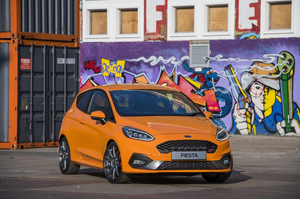 2019 Ford Fiesta ST Performance Edition