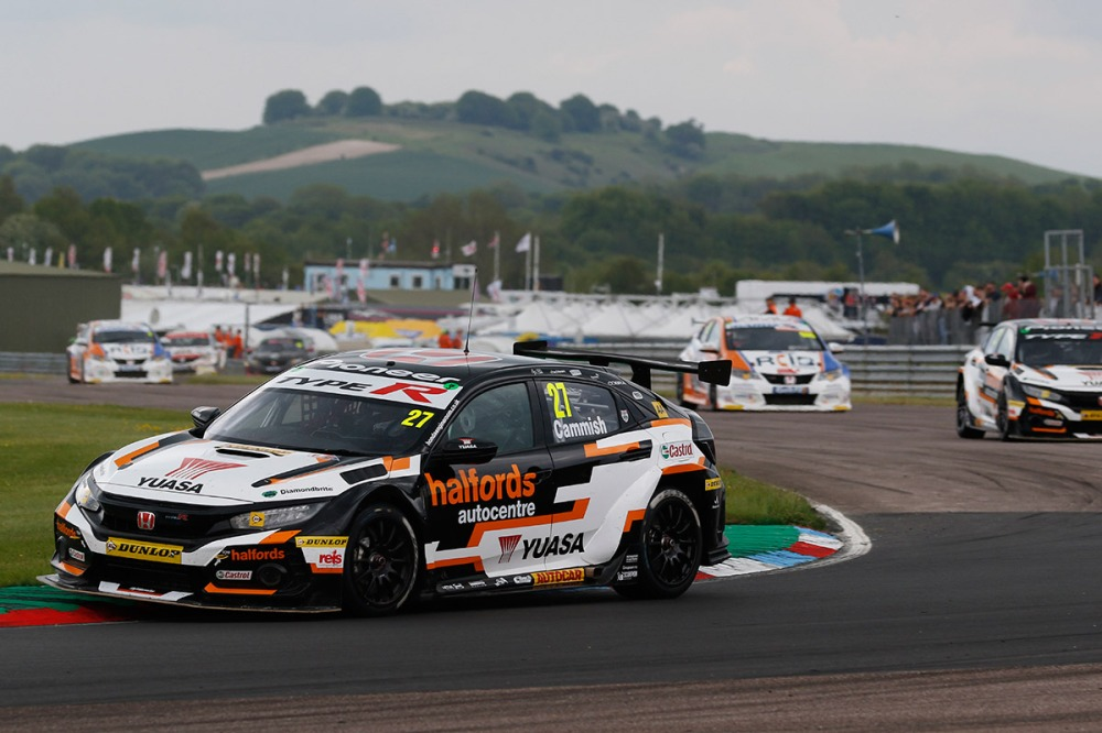 BTCC 2019 Thruxton - Visit One