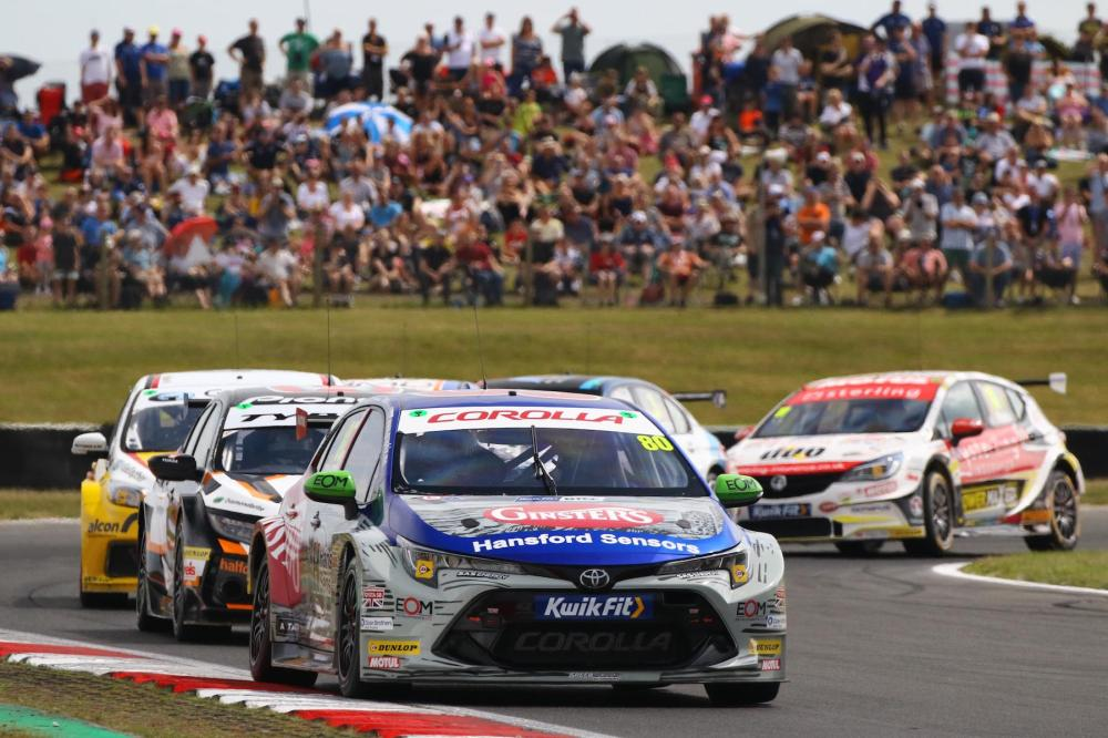 BTCC 2019 Snetterton Highlights