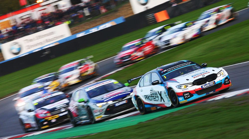 2019 BTCC Brands Hatch GP