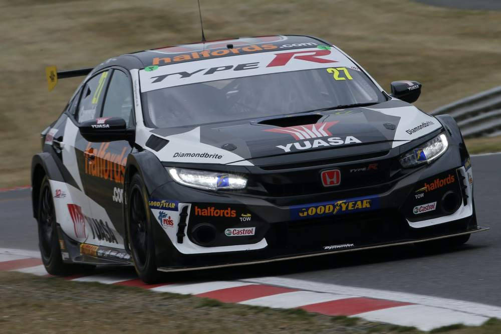 Brands Hatch GP BTCC 2020