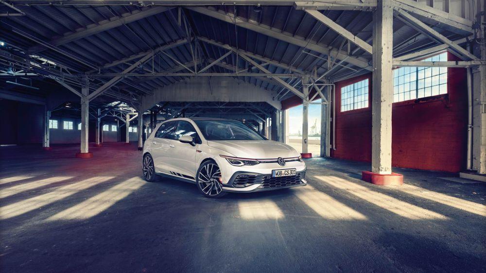 2020 Volkswagen Golf GTI Clubsport