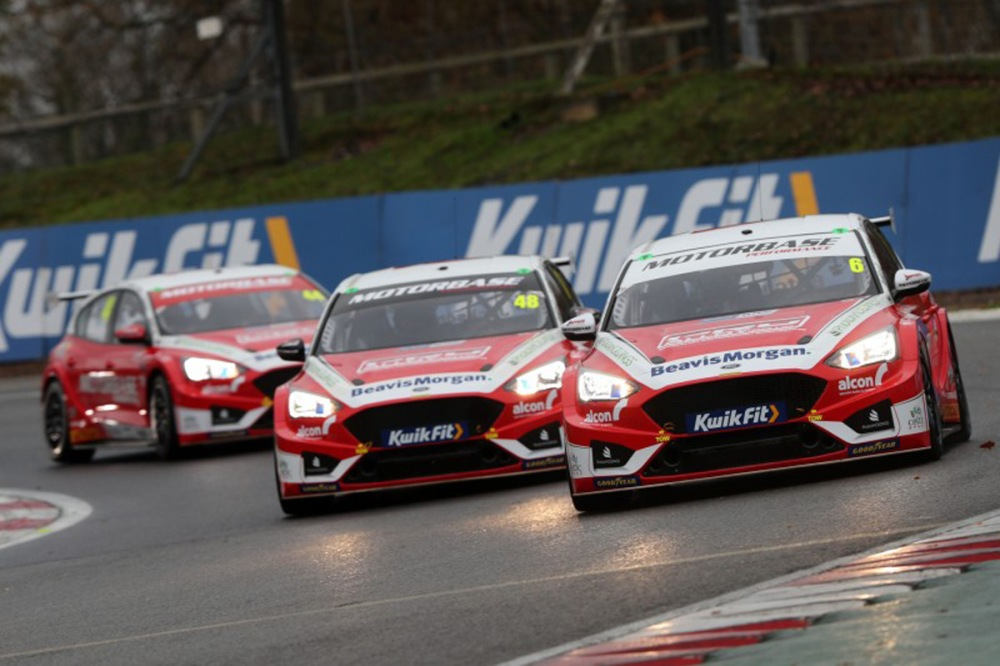 BTCC 2020 Brands Hatch Indy