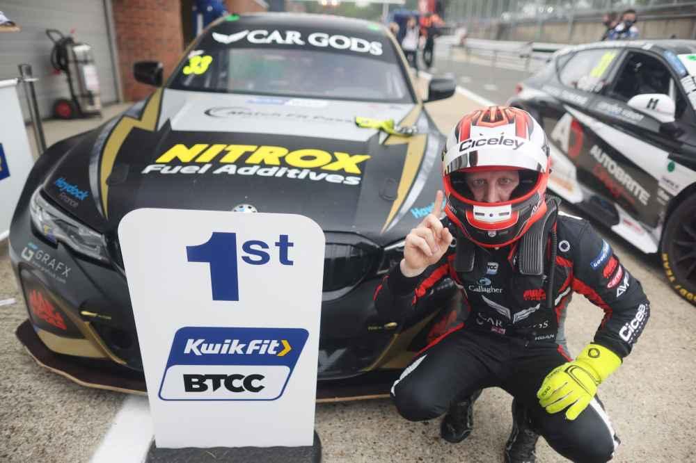 BTCC 2021 Brands Hatch Indy