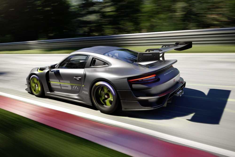 Porsche 911 GT2 RS Clubsport 25 Anniversary
