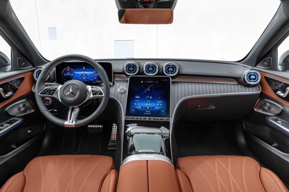 Mercedes C-Class All Terrain
